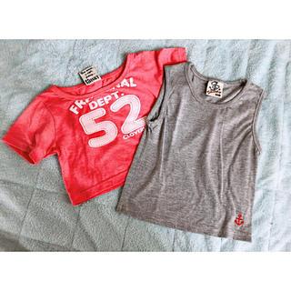 シマムラ(しまむら)のTシャツ&タンクトップ(Tシャツ/カットソー)
