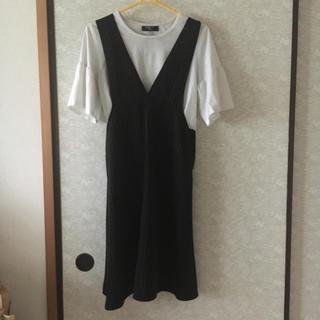 シマムラ(しまむら)のトップス&スカート (2点もの♡)(セット/コーデ)