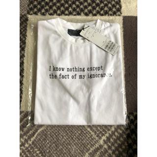 エイエスエム(A.S.M ATELIER SAB MEN)のA.S.M ロゴTシャツ  (Tシャツ/カットソー(半袖/袖なし))