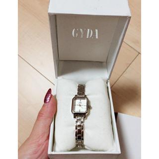 ジェイダ(GYDA)のGYDA💕2018夏ノベルティウォッチ⌚️(腕時計)