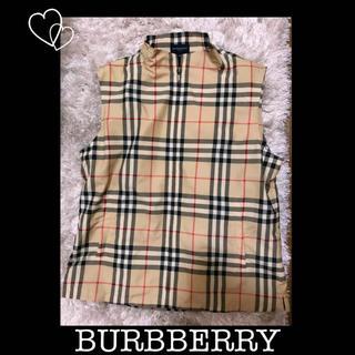バーバリー(BURBERRY)のBURBBERRY ベスト ジャケット(ダウンベスト)