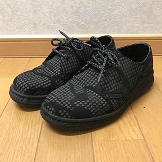 ドクターマーチン(Dr.Martens)のDr.Martens DMS LITE CAVENDISH 3 EYE SHOE(ローファー/革靴)
