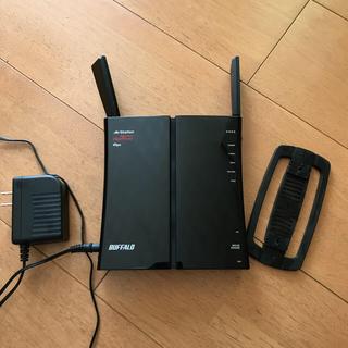 バッファロー(Buffalo)のバッファロー 無線LAN WZR-HP-AG300H(その他)