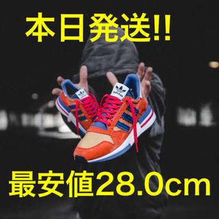 アディダス(adidas)の【入手困難!!限定品!!】新品未使用! ドラゴンボール×adidas コラボ(スニーカー)