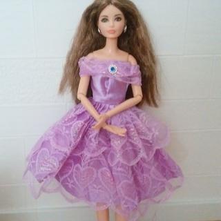 バービー(Barbie)のバービードール Barbie Look City Chic Style(ぬいぐるみ/人形)