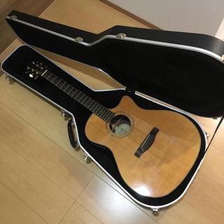 フェンダー(Fender)のfender GA45 SCE 美品(アコースティックギター)