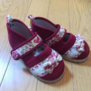 スーリー(Souris)のスーリー♡靴14.5㎝(スニーカー)