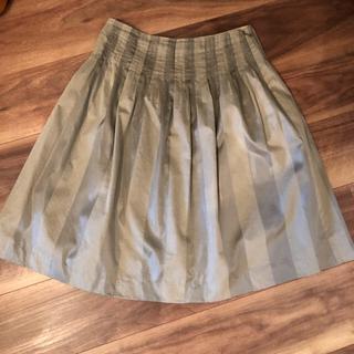 トゥモローランド(TOMORROWLAND)のtomorrowland コレクションスカート(ひざ丈スカート)