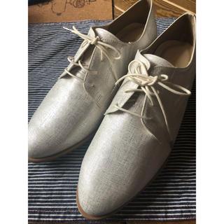 ヴェリココ(velikoko)のVelikoko レースアップシューズ(ローファー/革靴)
