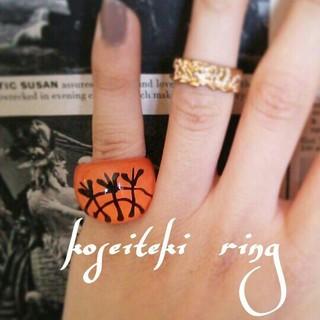 アジアンリング (リング(指輪))