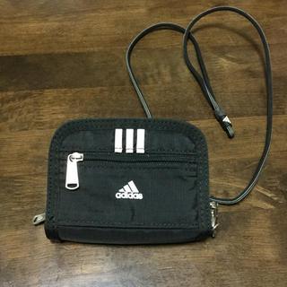 アディダス(adidas)のアディダス財布 (ひも付き)(財布)