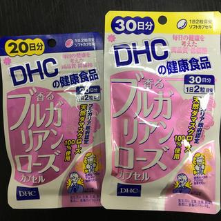 ディーエイチシー(DHC)のDHC  香るブルガリアンローズ カプセル(口臭防止/エチケット用品)