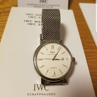 ②専用です iwc ポートフィノ(腕時計(アナログ))