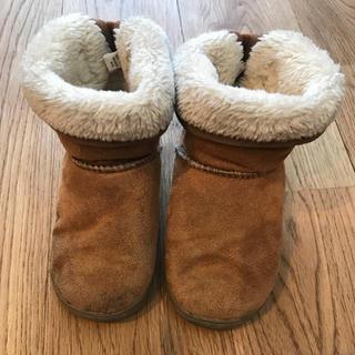 ムジルシリョウヒン(MUJI (無印良品))の無印良品 ブーツ 14-15cm(ブーツ)