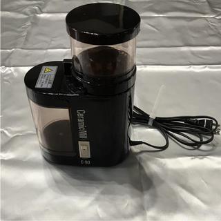 カリタ(CARITA)の購入価格13,000円 カリタ Ceramics ミル C-90(電動式コーヒーミル)