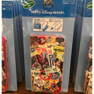 ディズニーリゾート ミッキー生誕90周年グッズ スマートフォンケース