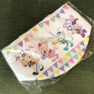 ディズニー(Disney)の35周年ダッフィ&フレンズ ☆スーベニアランチケース(キャラクターグッズ)