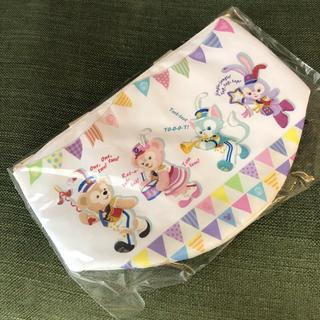 ディズニー(Disney)の35周年ダッフィ&フレンズ☆スーベニアランチケース(キャラクターグッズ)