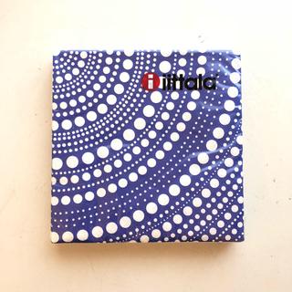 イッタラ(iittala)のイッタラ ペーパーナプキン カステヘルミ ブルー 33cm(テーブル用品)