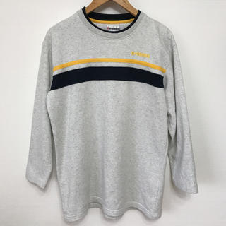 K・SWISS vintage トレーナー 七分袖