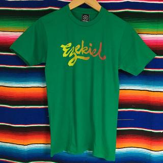 イズキール(EZEKIEL)のEzekielイズキールUS限定非売品レア TシャツS(サーフィン)
