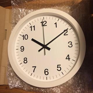 ムジルシリョウヒン(MUJI (無印良品))のMUJI 壁掛け時計 新品(その他)