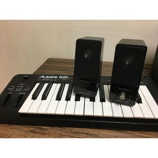 オーディオテクニカ(audio-technica)のスピーカー midiキーボード セット(スピーカー)