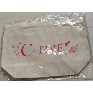 コージーホンポ(コージー本舗)のC-TIVE 非売品 限定ミニトートバック(トートバッグ)