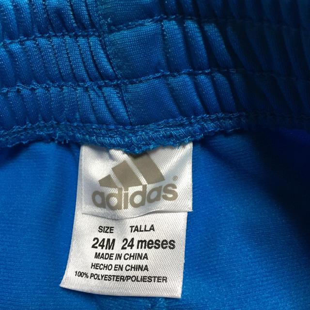 adidas(アディダス)のアディダス★男の子パンツ  キッズ/ベビー/マタニティのキッズ服 男の子用(90cm~)(パンツ/スパッツ)の商品写真