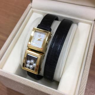 ミキモト(MIKIMOTO)の莉花様(腕時計)