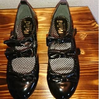 アシナガオジサン(あしながおじさん)のこども靴  あしながおじさん  20㎝(フォーマルシューズ)