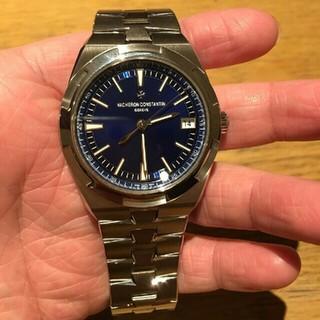 ヴァシュロンコンスタンタン(VACHERON CONSTANTIN)のヴァシュロン  コンスタンタン オーヴァーシーズ 4500V/110A-B128(腕時計(アナログ))