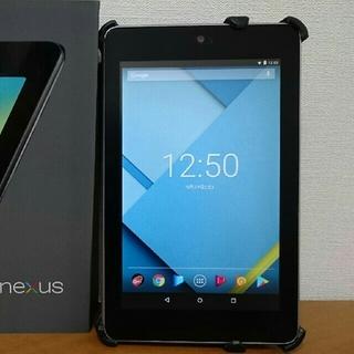 ネクサス7(NEXUS7)のNEXUS7 2012 Wifi 32G(タブレット)
