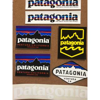 パタゴニア(patagonia)のPatagonia パタゴニア ステッカー セット(シール)
