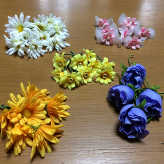 造花(ドライフラワー)