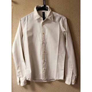 ダブルジェーケー(wjk)のwjk ワイヤーシャツ 白(生成り) 初期型(シャツ)