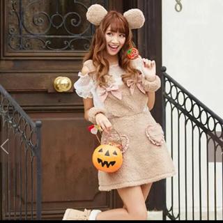 リズリサ(LIZ LISA)の《お値下げ》Liz Lisa ハロウィンコスプレ Bear girl(衣装)