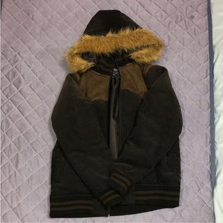 クルー(CRU)のジャケット コート フード付き CRU(ブルゾン)