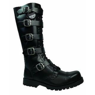 アンダーグラウンド(UNDERGROUND)のUNDER GROUND 20hole 4buckle boots(ブーツ)