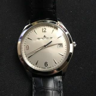 イエーガー(JAEGER)のJAEGER LE COULTRE マスター コントロール デイト (腕時計(アナログ))