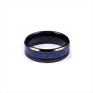 【タイムセール!!】 ドラゴンデザイン指輪 ステンレス チタン リング(リング(指輪))
