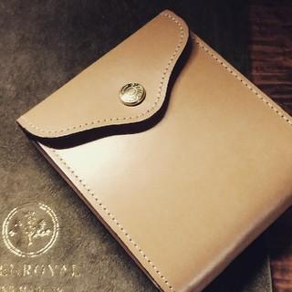 グレンロイヤル(GLENROYAL)のGLENROYAL スライディングウォレット(折り財布)