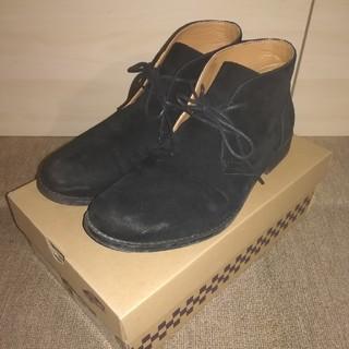 ジーユー(GU)のgu スエード ブーツ 26cm(ブーツ)