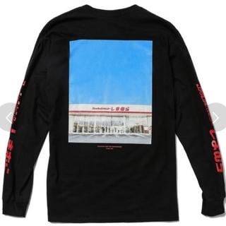 シマムラ(しまむら)のしまむら ZOZOTOWN コラボ Tシャツ ブラック M(Tシャツ/カットソー(七分/長袖))