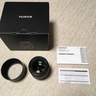 富士フイルム - Fujifilm xf56mm F1.2 R 美品 保護フィルター付