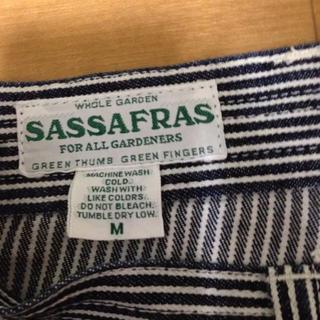 ササフラス(SASSAFRAS)のSASSAFRASのワークパンツ(ワークパンツ/カーゴパンツ)