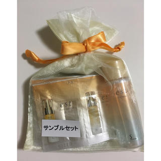 エスト(est)の新品・未使用⭐️est化粧水&乳液サンプルセット(サンプル/トライアルキット)