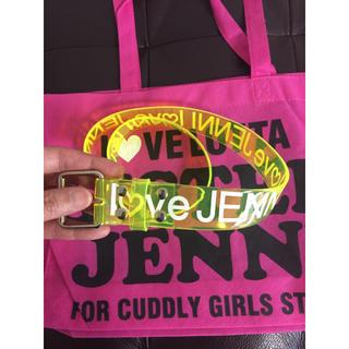 ジェニィ(JENNI)の新品★JENNIジェニィ ラブ 可愛い!ベルト★ (ベルト)