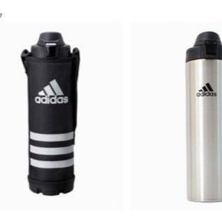 アディダス(adidas)の新品★タイガー水筒 1.5L 直飲み アディダス MME-B15X-K ポーチ付(その他)