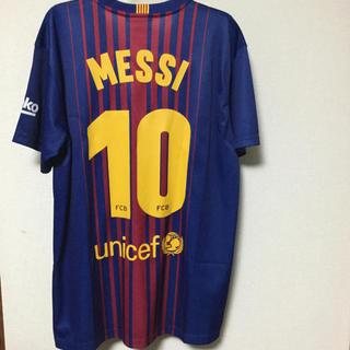 クストバルセロナ(Custo Barcelona)のFCバルセロナ メッシ ユニフォーム(ウェア)